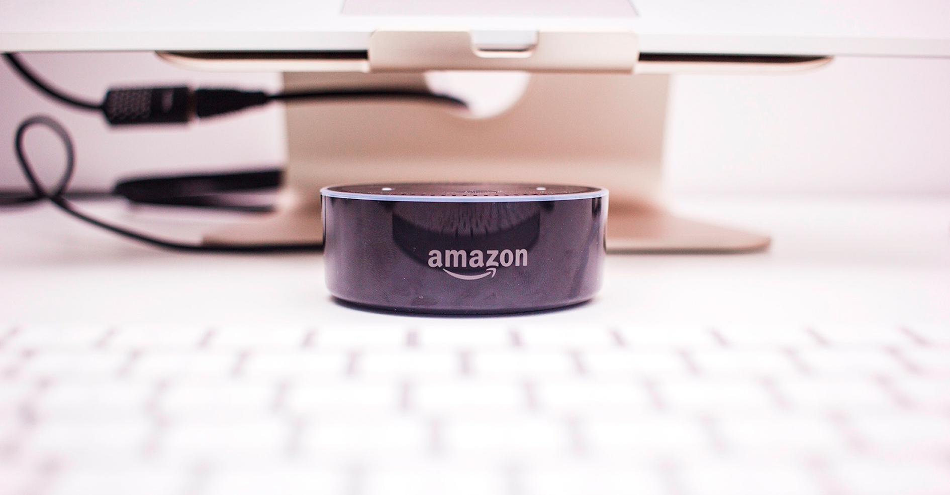 在您的企业中使用Amazon Alexa技能