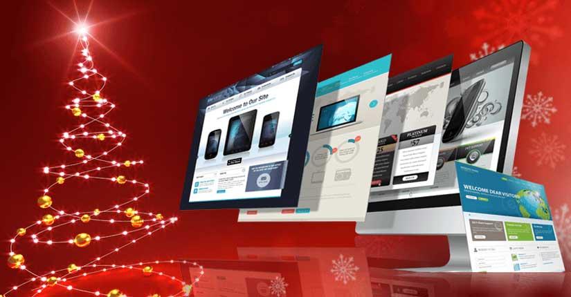 这些独家网页设计提示可增加圣诞节的销量