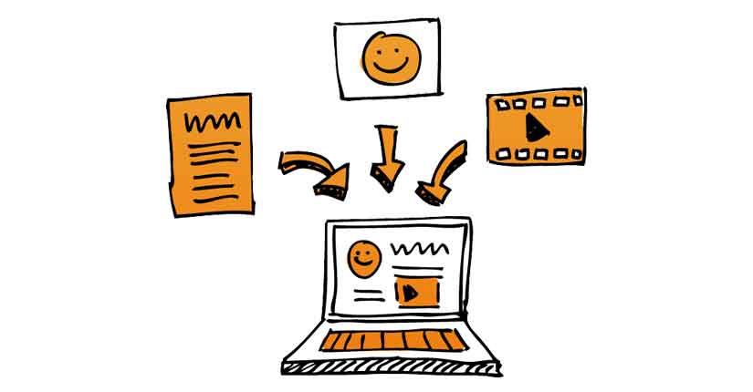 10 个为用户体验增加福利的联系页面设计