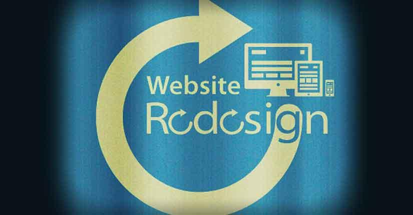 网站Redesign-5表示您的CMS需要改进的资料