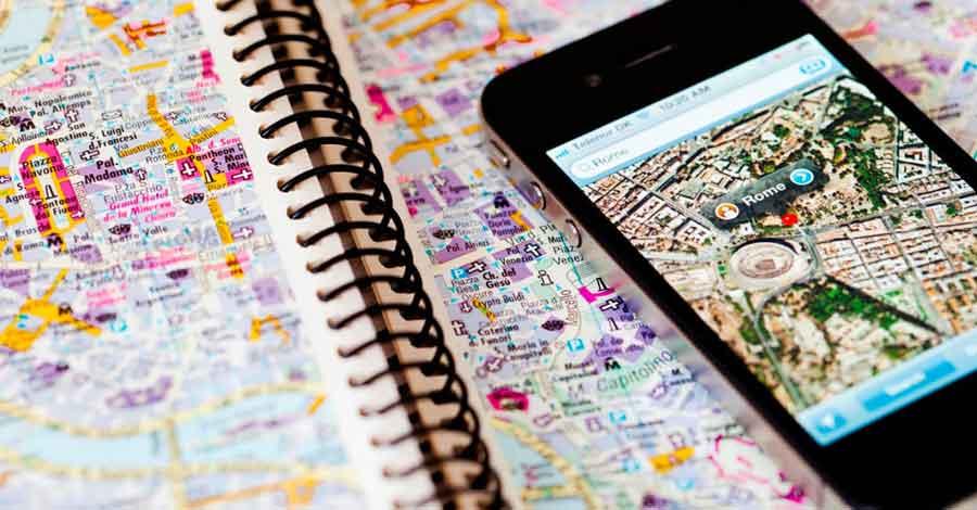5个适用于iOS和Android用户的旅行应用使旅行惊险