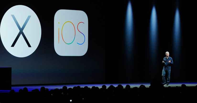 iOS 8,Mac OS X –在WWDC上来自Tech-Giant'Apple'的下一代软件更新