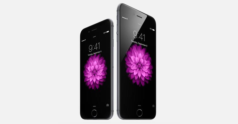 iPhone6 和 iPhone6 Plus 上手
